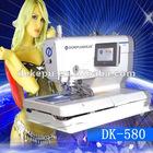 electronic eyelet buttonholer sewing machine DK-580