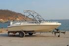 TCS-170C speed boat