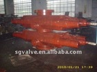 Blowout Preventer Double RAM BOP