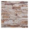 Mixed color natural sandstone tiles bathroom
