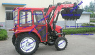 35hp tractor with front end loader
