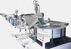 maquina plastica para pipe produccion (con incrustaciones column)