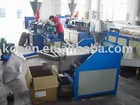 PVC granulation machine