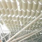 Automatic folding roof sunshade