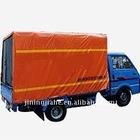 PVC coated tarpaulin for truck