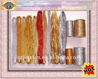 0.8-10mm Colorful fasion Metallic Elastic Cord