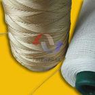 Silica sewing thread