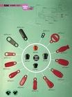 zipper puller/zipper/buckle