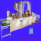 Automatic handle bag making equipment