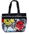 Waterproof canvas tote