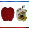 Fruit shape personalized cosmetic mirror