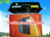 Convenient solar controller ,flexible to control charging and discharging,protect battery