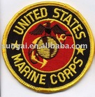 Embroidery patch/marine corps patch