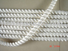 3-strands Nylon mooring rope