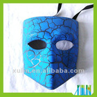 Different Color For Carnival Crack Bauta Decor Mask With Headband