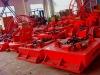 Electromagnetic Plate Lifter Handling Bundled l-steel MW22 Series