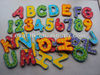 EVA letter puzzles number puzzle educational toy