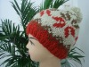 hand knitted hat (SY-0302)