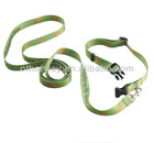 Sublimation printing nylon lanyards