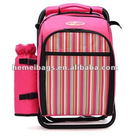 Picnic Set Bag Outdoor with Thermos and Chair