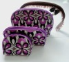 naraya liquid filled pvc cosmetic bag