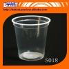 High quality decorative PP juice, plastic milk tea cup