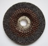 100x6x16 Depressed Center Grinding Wheel