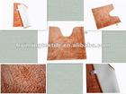 closestool foot rug ,bath anti slip mat