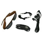 wholesale fashion MP3 player and bluetooth eyeglasses