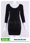 seamless knitted elastic maternity clothing&dress