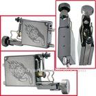 gray tiger head rotary tattoo machine --1100628-1