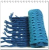 sell well winter 100% acrylic knitted scarf factory