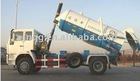 competitive price of HOWO 4x2 Sewage Suction Truck