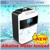 Household alkaline water ionizer