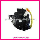 Toyota Hilux auto Cable sub-assy, spiral 84306-0k020