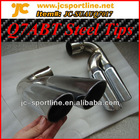 Q7 ABT Stainless Steel Tips Of Exhaust Pipe For Audi