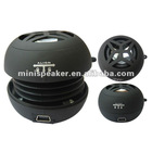 China Supply Portable USB MP3 mini Speaker