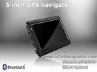 Hot GPS,GPS Navigator Auto 5 Inch SW 114