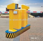 short range 3-15cm RFID economic car parking system for registerded parker only
