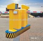 short range 3-15cm RFID economic car parking system for registerded parker only