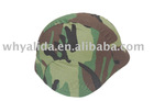 Military Army woodland T/C Blend 65 35 head protector