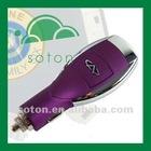 (HOT) Top grade 12V dc car laptop charger
