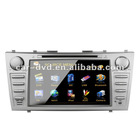TOYOTA Camry 8 inch touch screen car navigation gps tracker dvd music player with Digital TV
