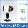 SOHO Box Wireless IP Camera with Night Vision