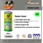 Green Anti-Rust Formula Radiator Coolant