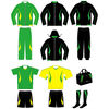 Customized new style soccer jersey, the whole series for teams, functional Breathable fabric