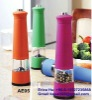 Automatic Electric Pepper Miller ,plastic Electric pepper & salt Spice Grinder-KS-AE05