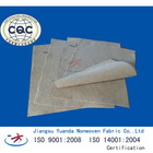 soft handfeel polyester felt mattress fabric