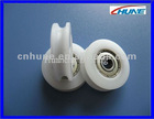 outer diameter 0.98inches u groove single sliding roller[HN-524u]