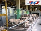 Continuous Multi-Car Annealing Furnace for Castings (industrial furnace)